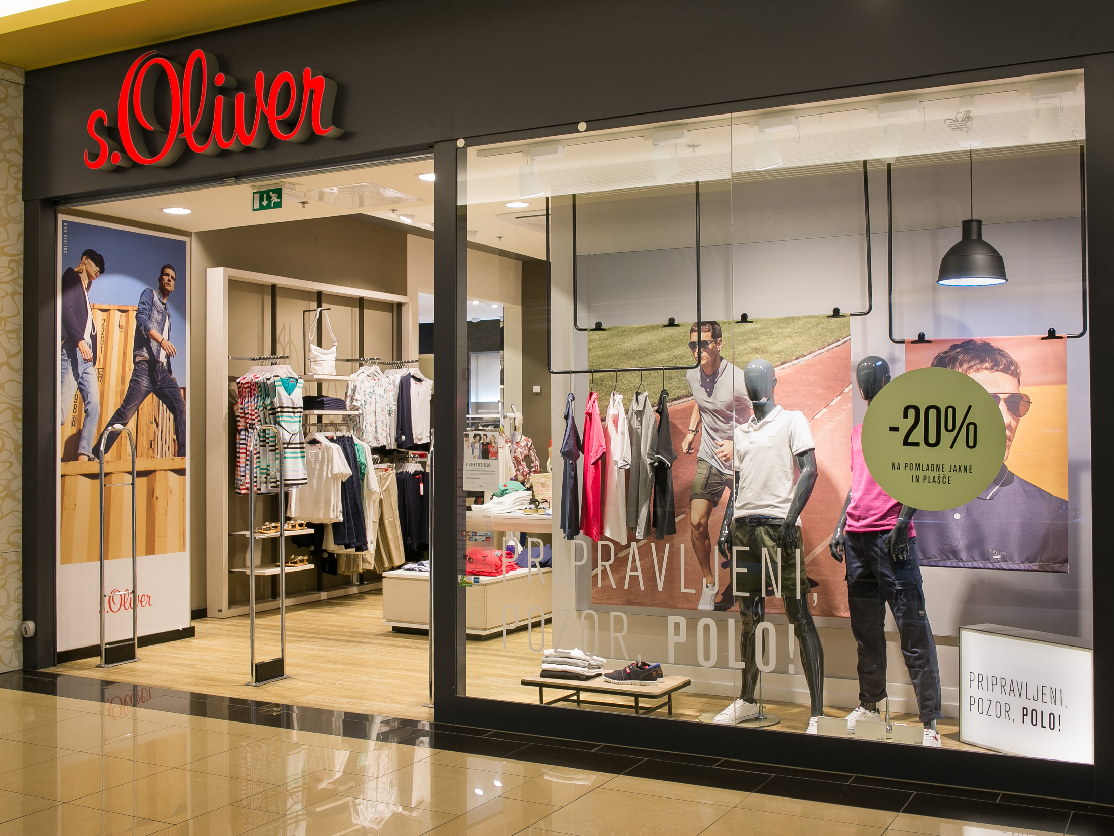 wide range genuine shoes reasonably priced S.Oliver - Poslovalnice | Planet Koper